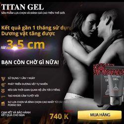 Gel titan nga giá sỉ
