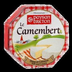 Phô mai camembert paysan breton 125g