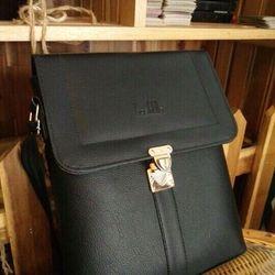 Túi xách nam khóa sập