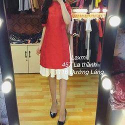 sb5246 set áo dài kèm váy xòe - sỉ 5 cái bất kỳ giá 190k - chất vải gấm váy voan giá sỉ