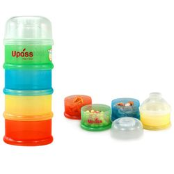 Hộp đựng sữa 4 ngăn không bpa upass up8003c_052