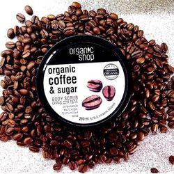 Kem tẩy da chết toàn thân organic chiết cafe giá sỉ