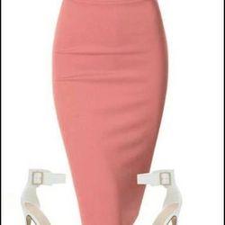 Chân váy ôm form dài - tdress