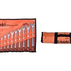 6-24mm bộ 2 đầu vòng miệng 8 chi tiết asaki ak-7508