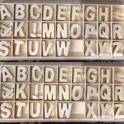 Hộp chữ cái gỗ dán thiệp size nhỏ giá sỉ