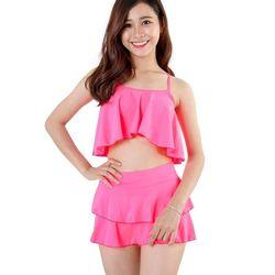 Bộ đồ bơi nữ bèo thời trang zh57445