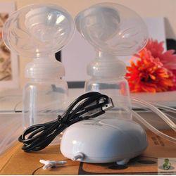 Máy hút sữa điện đôi realbubee tốt nhất giá 350000 - 450000 - sỉ và lẻ 1