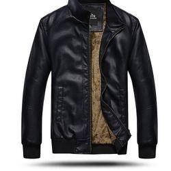 Áo khoác da lót lông giá sỉ, giá bán buôn