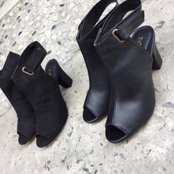 Giày sandal boot khoen đồng giá sỉ