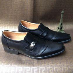 Giày tây da bò thiết kế chuẩn form châu á giá sỉ