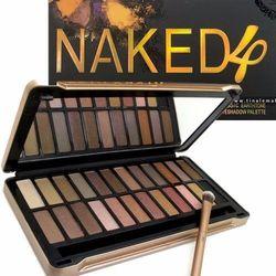 Phấn trang điểm mắt naked4 24 màu thái lan