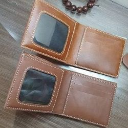 Bóp ví cầm tay da handmade nam giá sỉ, giá bán buôn