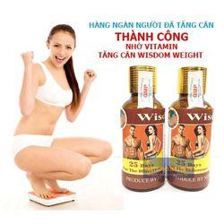 Thuốc vitamin tăng cân wisdom weight indonesia giá sỉ