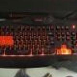 Bàn phím shinice n500 chuyên game phím led gaming