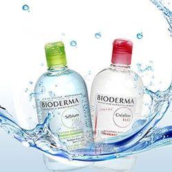 Nước tẩy trang bioderma créaline h2o giá sỉ