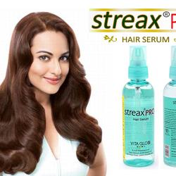 Serum dưỡng tóc phục hồi tóc streax pro serum