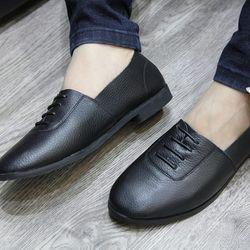 Giày thời trang hàn quốc da thật