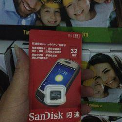 Thẻ nhớ 32gb sandisk giá sỉ
