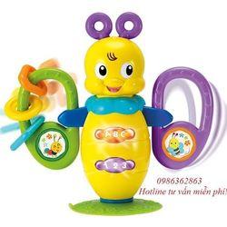 Lục lạc con ong phát nhạc winfun 0612