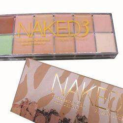 Kem tạo khối 12 ô naked3 siêu đẹp