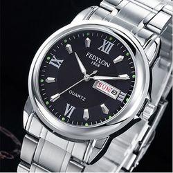 Đồng hồ fedylon thiết kế hoài cổ chống nước phát sáng dh1018