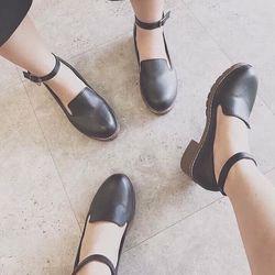 Giày lười boot quai hậu giá sỉ