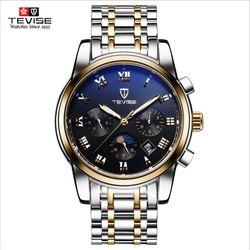 Đồng hồ cơ thời trang phong cách tevise 9005 dh1029 giá sỉ