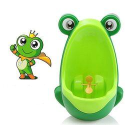Bệ tiểu đứng hình ếch cho bé trai nx095 giá sỉ, giá bán buôn