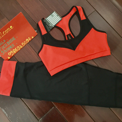 Quần áo tập gym nữ cao cấp