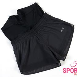 Quần đùi tập gym nữ pro-short(quần tập gym nữ,quần thể thao nữ,quần đùi thể thao nữ(đồ tập thể thao nữ,đồ tập gym nữ)