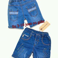 Jeans lửng size 3-10 ri 8