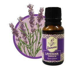 Tinh dầu lavender 15ml - 100 nguyên chất