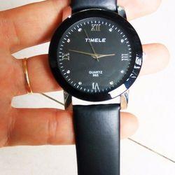 Đồng hồ dây da timele giá sỉ