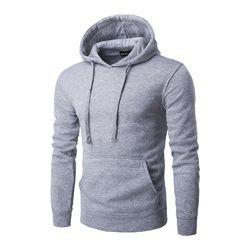 Áo khoác hoodie nam trơn