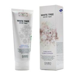 Sữa rửa mặt hạt massage trắng da dưỡng ẩm dabo cây tuyết trắng giá sỉ, giá bán buôn