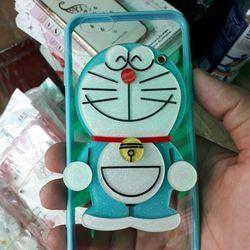 Ốp lưng iphone 5, 6, 7 kitty, doremon có gương