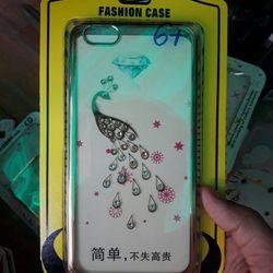 Ốp lưng iphone 5, 6, 7 con công