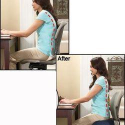 Đệm Ngồi Định Hình Thailand Wellness Hip Cushion (xanh dương)