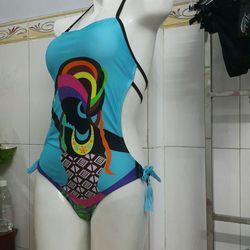 Bikini 1 mảnh in 3d quyến rũ