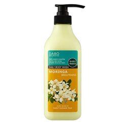 Sữa tắm trị mụn giảm nếp nhăn trắng da dabo tinh chất hoa chùm ngây