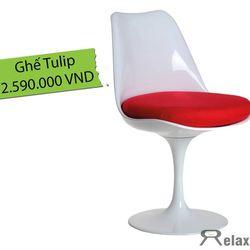 Ghế tulip / ghế cafe / ghế bar/ ghế bàn ăn giá sỉ