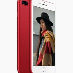 Iphone 7 plus đài loan màu đỏ