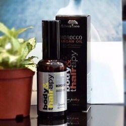 Tinh dầu dưỡng da và tóc morocco argan oil 80g