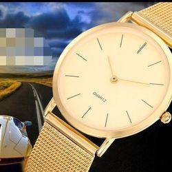 Đồng hồ nữ dây vàng