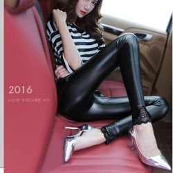 Quần legging nữ cao cấp da co giản 4 chiều siêu đẹp-177