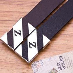 Thắt lưng nam nắp cài khóa 3 sọc chữ z mã sp: 15614