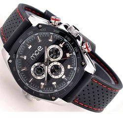 Đồng hồ có lịch tuần và ngày,chống nước,da bền đẹp-510