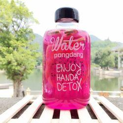 Bình nước handa detox lùn
