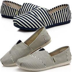 Giày nữ bánh mì kiểu dán đơn giản cá tính cho nàng tung tăng -158