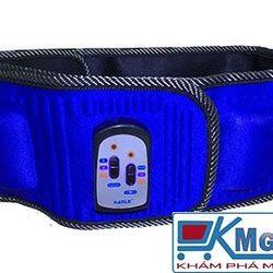 Máy massage x5 giảm béo bụng ms11881 giá sỉ